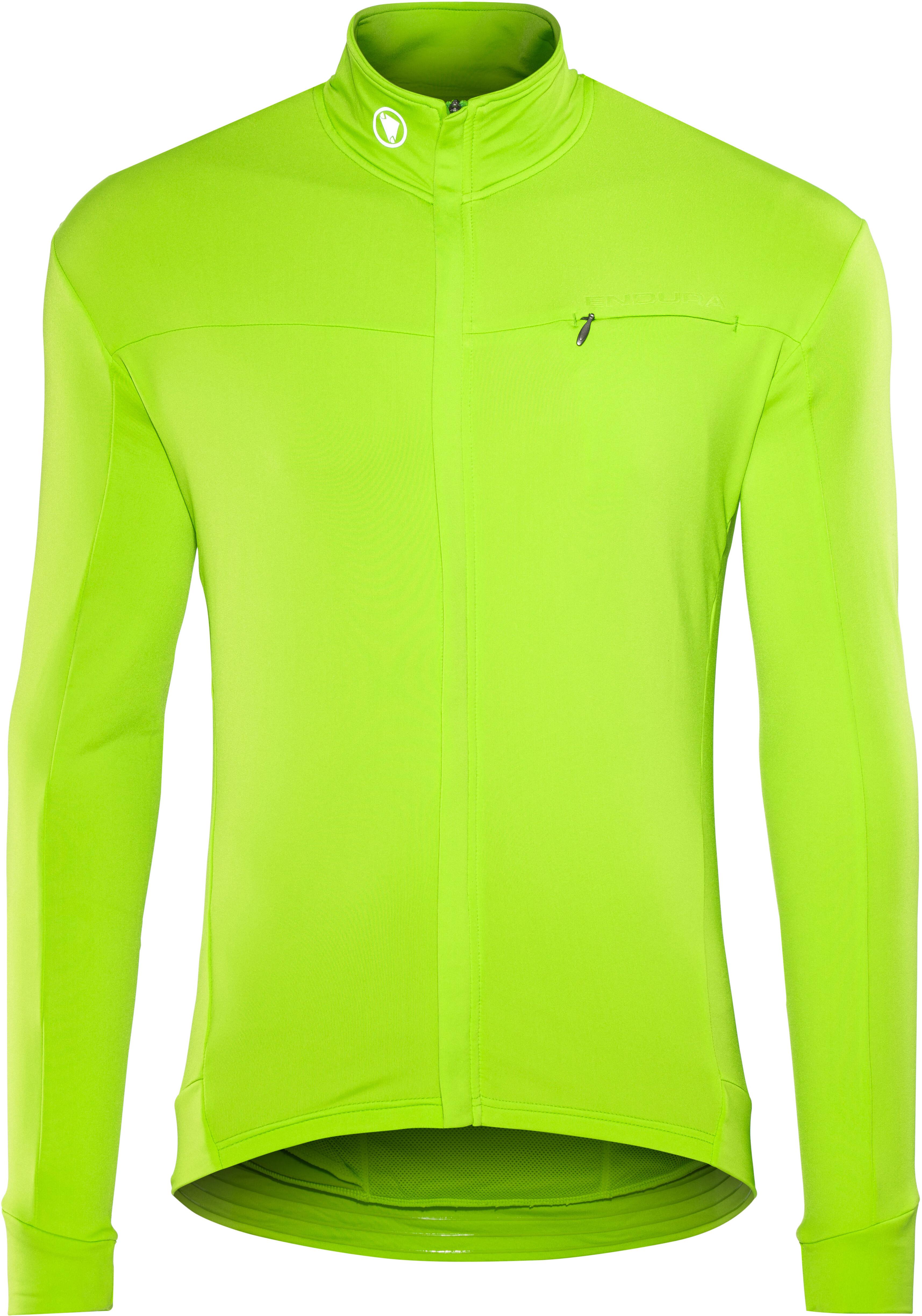 Endura Xtract Roubaix Bike Jersey Longsleeve Men green at Bikester.co.uk e6ba7156d